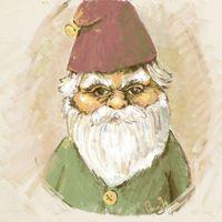 Santa from Odosketch!