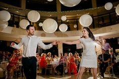 Bride and groom perform a surprise dance number at their wedding reception at Columbus Event Centre Surprise Dance, Wedding Reception Music, Dance Numbers, Joseph, Centre, Groom, Art Gallery, Bride, Decor
