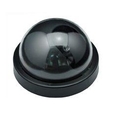 Faux Decoy Factice IR Dôme Caméra Avec LED IR Faux CCTV Caméra Faux Simulation CCTV Caméra pour Sécurité À La Maison Sécurité