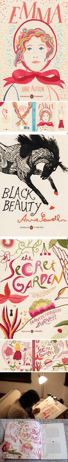 A bonus interview with Penguin Books Art Director Paul Buckley and Illustrator Jillian Tamaki.
