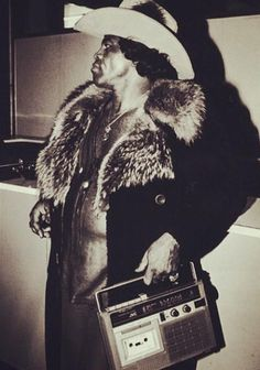 """To Quote James Brown...""""I Don't Want Nobody To Give Me Nothing"""" (Open Up The Door I'll Get It Myself)"""