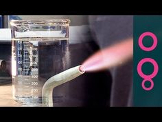 A torch that uses water as fuel !