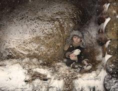 Quelques-unes des plus belles photographies signées Elena Shumilova