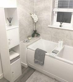 Bathroom Design Luxury, Modern Bathroom Design, Upstairs Bathrooms, Small Bathroom, House Rooms, Bathroom Inspiration, House Ideas, Houses, Goals