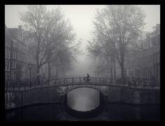 """""""Amsterdam"""" by Vladimir Forsov, via 500px."""