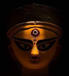 Rain Wallpapers, Cute Wallpaper Backgrounds, Cute Wallpapers, Durga Maa Paintings, Durga Painting, Durga Kali, Shiva Shakti, Durga Puja Image, Durga Puja Kolkata
