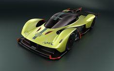 Download wallpapers Aston Martin Valkyrie, AMR Pro, 2020, 1100-horsepower, racing car, exterior, sports car, tuning, British cars, Aston Martin