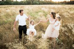 Summer family photo shoot by Dina Chmut Photography