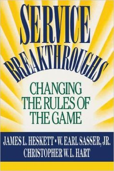 Service Breakthroughs: Changing the Rules of the Game: Amazon.it: James L. Heskett, W. Earl, Jr. Sasser, Christopher W. L. Hart: Libri in altre lingue