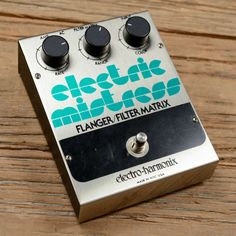 Electro-Harmonix Electric Mistress 1970s USED