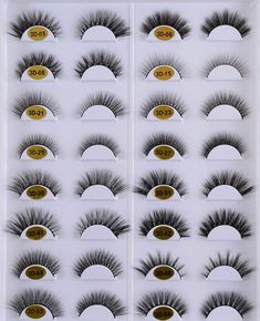 00d2e23a895 3D Mink Lashes Luxury Hand Made Mink Eyelashes Medium Mink False Eyelashes  1Pair 3d Mink Lashes