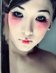 Resultado de imagen para maquillaje noche de brujas