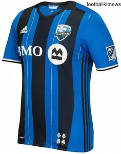 Montreal Impact Jersey 2016