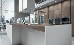 AK_04 | Cucina in legno by Arrital