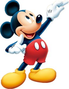 Mickey Png :B by MoreLuna