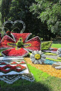 """60 виставка квітів """"Квітковий оберіг"""""""