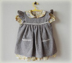 Dress and Apron by ayumills, via Flickr