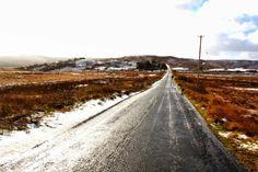 March snow in Connemara © Annie Japaud Photography