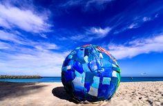 Mehr Projekte auf sculpturebythesea.com