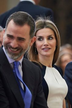 Spanish Royals attend 'National Culture Awards' 2015