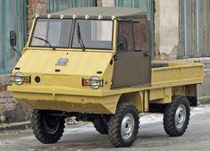 Árkon-bokron - Steyr-Puch Haflinger 700 AP (1965)-teszt Jeep 4x4, Jeep Truck, Vw T3 Syncro, Snow Vehicles, Mercedes Gl, Funny Motorcycle, Microcar, Steyr, Motor Car