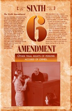 6th+Amendment | Sixth Amendment