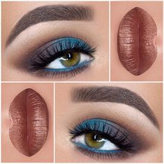 20 MakeUp Ideas For All Occasions - #makeup #makeupideas #makeover