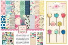 #STEALCRAZY: Crate Paper Maggie Holmes Signature Collection 50-53% off on #scrapbookSTEALS