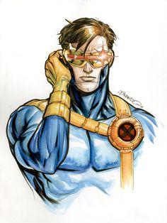 Cyclops by Brandon Peterson