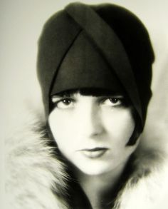 valentinovamp:    Happy Birthday to the unforgettable, Louise Brooks!