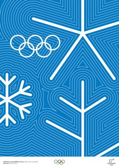 The art posters for PyeongChang 2018 - Olympic News Winter Olympic Games, Winter Games, Winter Olympics, Creative Arts And Crafts, Creative Kids, 4th Grade Social Studies, Korean Design, Winter Sports, Textile Art