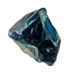 Veszelyite (huge crystal) from Black Pine Mine, Phillipsburg, Montana
