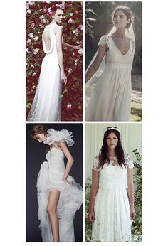 Le meilleur de la Bridal Week automne 2015 http://www.vogue.fr/mariage/tendances/diaporama/le-meilleur-de-la-bridal-week-automne-2015/20884