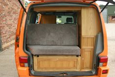 Adamson Bus | Customer Rides Gallery | All Things Timber Bus Interior, Campervan Interior, Campervan Ideas, Interior Ideas, Vw Camper, Vw Bus, Volkswagen, General Motors, Land Rover Defender
