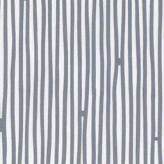 Dear Stella House Designer - Petal Pusher - Stripe in Gray