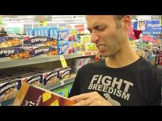 """Taking yourself too seriously is an indication of a closed mind. That said, I give you this very funny """"Shit Vegans Say"""" video."""