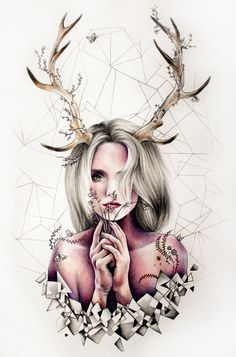 the_antlers #painting