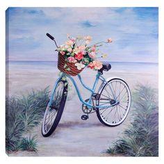 hobbitholeco Bicycle Acrylic Wall Art Painting - HAYIMP6833