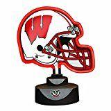Wisconsin Badgers Helmet Lamp