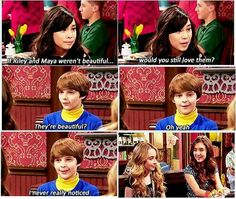 Smackle and Farkle and Maya + Riley