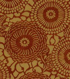 Home Decor Upholstery Fabric-Waverly Mariko / Henna - upholstery fabric - Jo-Ann Fabric and Craft Store