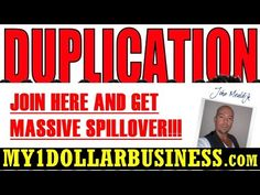 JOIN My1DollarBusiness.com Through HERE and Join The BIGGEST TEAM - John Meuldijk - YouTube