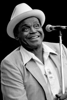 1980 ♦ Willie Dixon (1915 - 1992) - American blues musician, vocalist, songwriter, arranger and record producer.