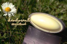Déodorant coco – citronnelle, 100% naturel