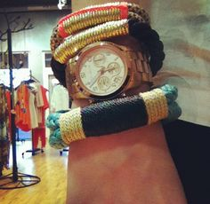@socomemphis #stacking a great #theropes #theropesmaine #bracelets #armsituation #statementjewelry
