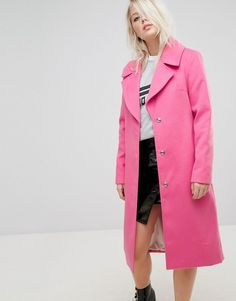 e35adeac8ee Miss Selfridge Tailored Jacket in Bold Colour Online Shopping Clothes