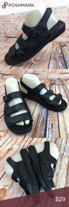 b9268969ab15 Propet Womens 7.5 Extra Wide Breeze Walker Sandals Propet Women s 7.5 X(2E)  Extra