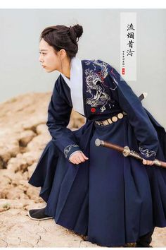 hanfu gallery (handsome women in yuanlingpao圆领袍, a type of men's. Traditional Fashion, Traditional Dresses, Traditional Chinese, Hanfu, Asian Style, Chinese Style, China Girl, Chinese Clothing, Chinese Culture
