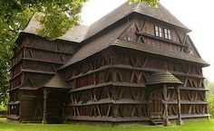 Siti Unesco in Slovacchia: le Chiese in legno dei Monti Carpazi | Turismo Slovacchia - viaggi, vacanze, info turistiche
