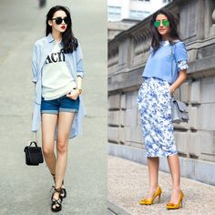 Street Style: Street Fashion in New York, LA, Tokyo, Paris – TheCut